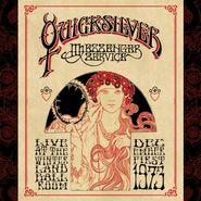 Quicksilver Messenger Service, Live At The Winterland Ballroom: December 1, 1973 [Psychedelic Splatter Vinyl] (LP)