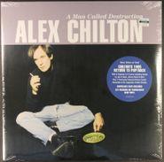 Alex Chilton, A Man Called Destruction [Translucent Blue Vinyl] (LP)