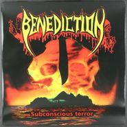 Benediction, Subconscious Terror [Greek Orange with Yellow Swirl Vinyl] (LP)