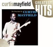 Curtis Mayfield The Very Best Of Curtis Mayfield Cd