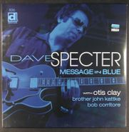 Dave Specter, Message In Blue (LP)