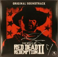 Various Artists, Red Dead Redemption II [OST] [Autographed] [Red Vinyl] (LP)