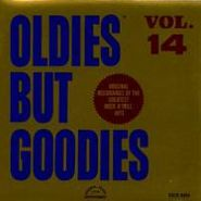 Various Artists Oldies But Goodies Vol 14 Gold Cover