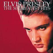 Elvis Presley, 50 Greatest Hits [180 Gram Vinyl] (LP)