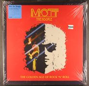 Mott The Hoople, The Golden Age Of Rock 'N' Roll [Record Store Day Blue Vinyl] (LP)