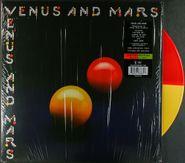 Wings, Venus & Mars [2017 Reissue Yellow/Red Vinyl] (LP)