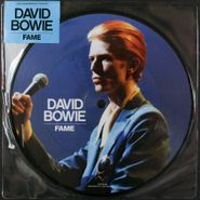 """David Bowie, Fame [Picture Disc] (7"""")"""