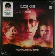 Elton John, Good Morning To The Night [Record Store Day 180 Gram Clear Vinyl] (LP)