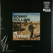 Sonny Rollins, Way Out West [Deluxe Edition Box Set] (LP)