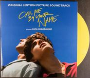 Various Artists, Call Me By Your Name [OST] [Yellow Vinyl] [2018 Amoeba/Newbury Comics Exclusive] (LP)