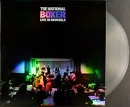 The National, Boxer (Live In Brussels) [2018 Clear Vinyl] (LP)