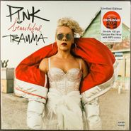 Pink, Beautiful Trauma [150 Gram Opaque Red Vinyl] (LP)