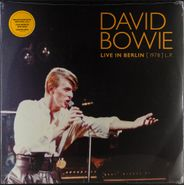 David Bowie, Live In Berlin 1978 [2018 Limited Edition Orange Vinyl] (LP)