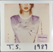 Taylor Swift, 1989 [Record Store Day Clear and Pink Vinyl] (LP)