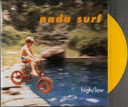 Nada Surf, High / Low [150 Gram Orange Vinyl Me Please Issue] (LP)