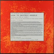 "Coil, How To Destroy Angels [One-Sided EP] (12"")"
