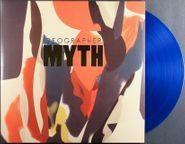Geographer, Myth [180 Gram Clear Blue Vinyl] (LP)