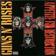 Guns N' Roses, Appetite For Destruction [180 Gram Vinyl] (LP)