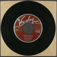 "JD McPherson, I Wish You Would / Steal Away (7"")"