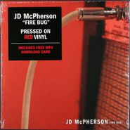 """JD McPherson, Fire Bug [Red Vinyl] [Record Store Day] (7"""")"""