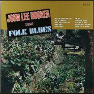 John Lee Hooker, Folk Blues (LP)