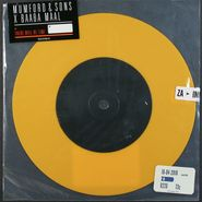"Mumford & Sons, There Will Be Time [Record Store Day Yellow Vinyl] (7"")"