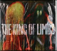 """Radiohead, The King Of Limbs [Newspaper Edition, Clear Vinyl UK Issue] (10"""")"""