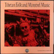 Various Artists, Tibetan Folk and Minstrel Music [Original Issue] (LP)