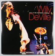Willy DeVille, Live At The Metropol - Berlin (LP)