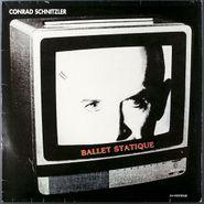 Conrad Schnitzler, Ballet Statique [German Reissue] (LP)
