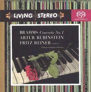 Johannes Brahms, Brahms: Piano Concerto No. 1 [SACD Hybrid] (CD)
