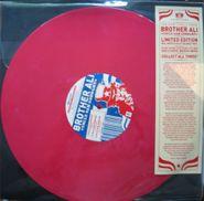 "Brother Ali, Uncle Sam Godamn [Red Vinyl] (12"")"