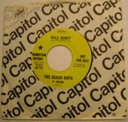 "The Beach Boys, Wild Honey / Wind Chimes [Promo] (7"")"