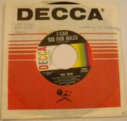 "The Who, I Can See For Miles / Mary-Anne With The Shaky Hands (7"")"