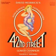 Various Artists, 42nd Street [Original Broadway Cast] (LP)