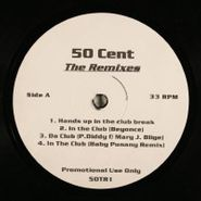 50 Cent, The Remixes (LP)