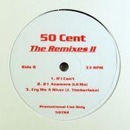 "50 Cent, The Remixes II (12"")"