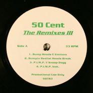 50 Cent, The Remixes III (LP)