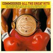 The Commodores, All The Great Hits (LP)