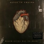 Alice In Chains, Black Gives Way To Blue [Clear Vinyl] LP)