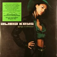 Alicia Keys, Songs In A Minor (LP)