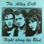 """The Alley Cats, Night Along The Blvd / Too Much Junk! (7"""")"""