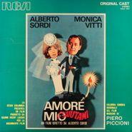 Piero Piccioni, Amore Mio Aiutami (Help Me My Love) [Score] (LP)