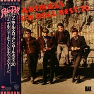The Animals, Rock 'N Roll Best 20 [Japanese Pressing] (LP)