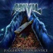 Anvil, Juggernaut of Justice (CD)