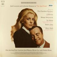 Marvin Hamlisch, The April Fools [OST] (LP)
