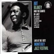 Art Blakey, Live at the 1972 Monterey Jazz Festival (CD)