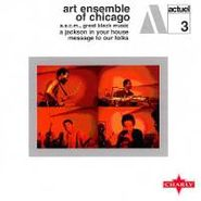 The Art Ensemble Of Chicago, A Jackson In Your House / A Message To Our Folks (CD)