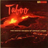 Arthur Lyman, Taboo: The Exotic Sounds of Arthur Lyman (LP)