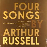 """Various Artists, Four Songs By Arthur Russell (12"""")"""